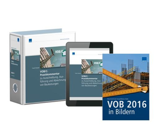 VOB/C 2016 Praxiskommentar- Premium