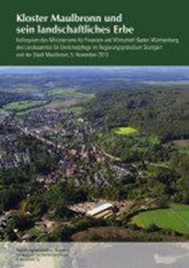 Kloster Maulbronn und sein landschaftliches Erbe