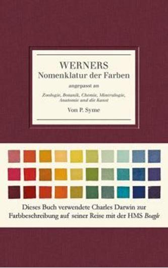 Werners Nomenklatur der Farben
