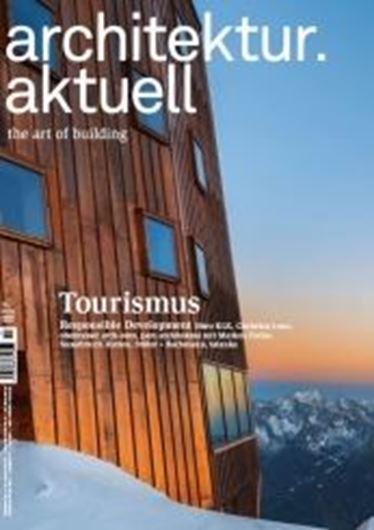Architektur aktuell 464: Tourismus + Beiheft ZV-Bauherrenpreis