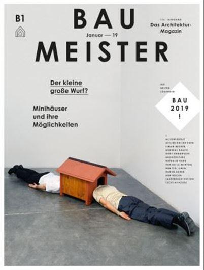 Baumeister 1/2019: Der kleine große Wurf?