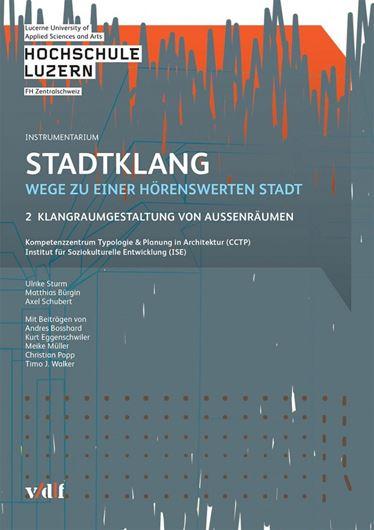 Stadtklang - Wege zu einer hörenswerten Stadt Bd. 2