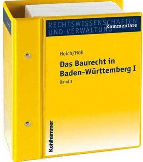 Das Baurecht in Baden-Württemberg