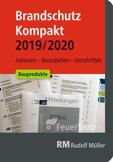 Brandschutz Kompakt 2019/2020  E-Book