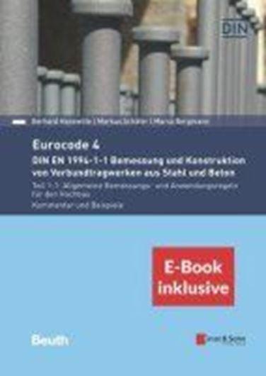 Eurocode 4 Bemessung und Konstruktion von Verbundtragwerken aus Stahl und Beton Bd. 1 inkl. E-Book als PDF