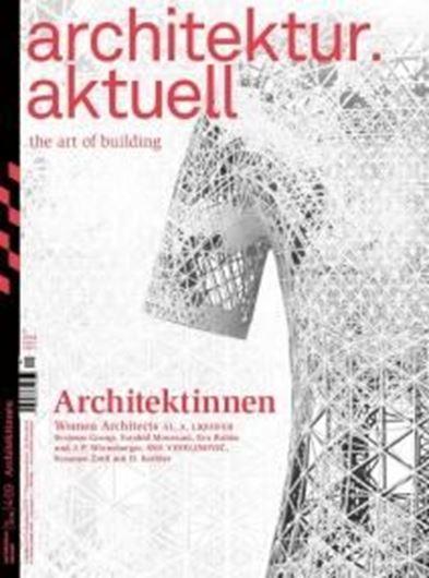 Architektur aktuell 469: Architektinnen/ Women Architects