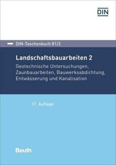Landschaftsbauarbeiten 2 Bd. 81/2