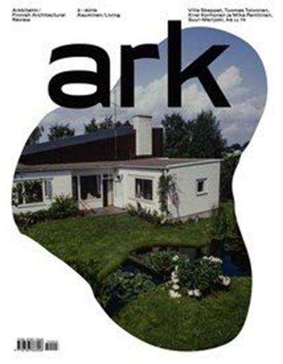 Arkkitehti 3/2019: Asuminen/ Living