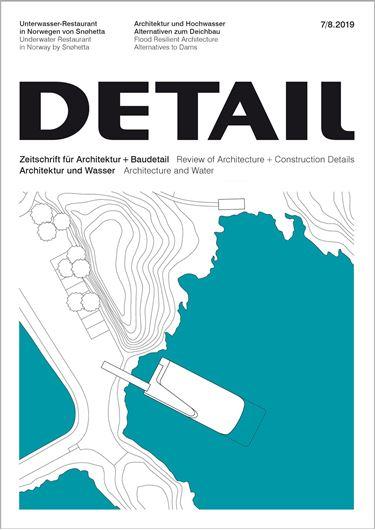 Detail 7/8 - 2019 Architektur und Wasser