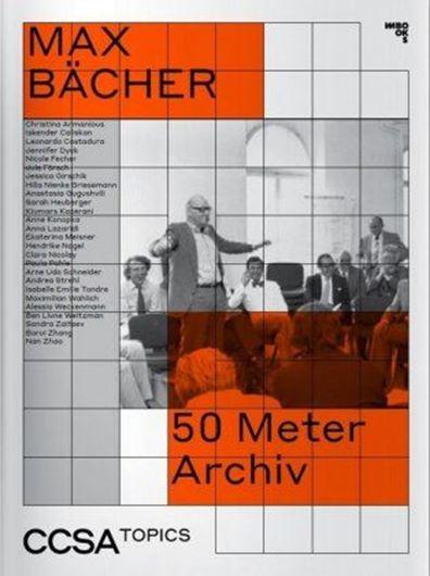Max Bächer - 50 Meter Archiv