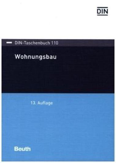 DIN-Taschenbuch 110 Wohnungsbau