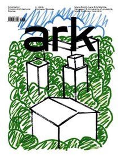 Arkkitehti 5/2019: Ekologie/ Ecology