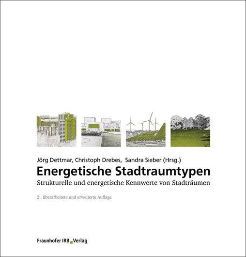 Energetische Stadtraumtypen.