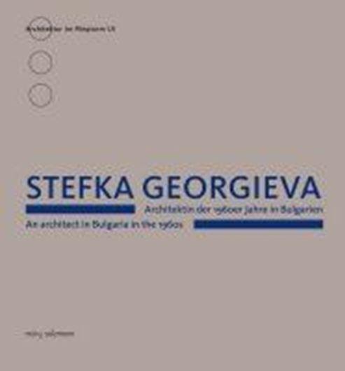 Stefka Georgieva - Architektin im staatlichen Planungswesen in Bulgarien
