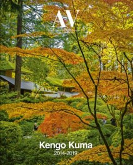 AV Monographs 218-219: Kengo Kuma 2014-2019