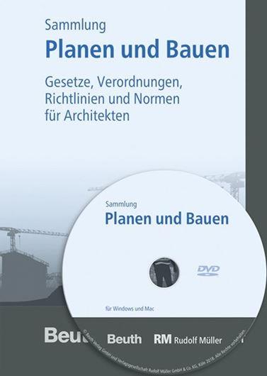 Sammlung Planen und Bauen DVD Mehrplatzversion - Unternehmenslizenz