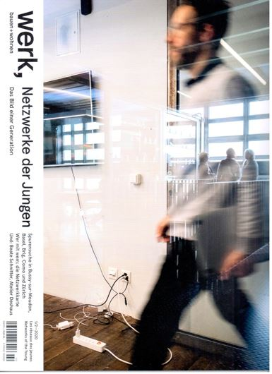 Werk Bauen Wohnen 1-2/2020: Netzwerke der Jungen