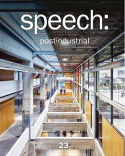 Speech 23: postindustrial