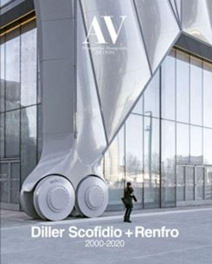 AV Monographs 221: Diller Scofidio + Renfro 2000-2020