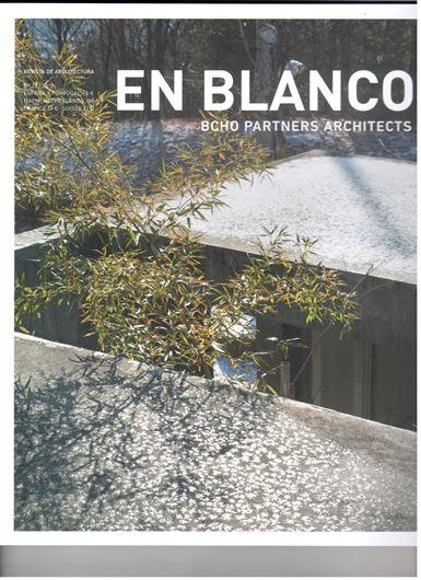 En Blanco 27: BCHO Partners Architects
