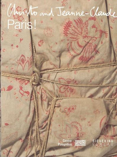 Christo and Jeanne-Claude - Paris !