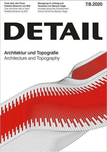 Detail 7-8/2020 Architektur und Topografie