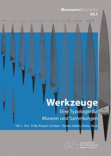 Werkzeuge - Eine Typologie für Museen und Sammlungen
