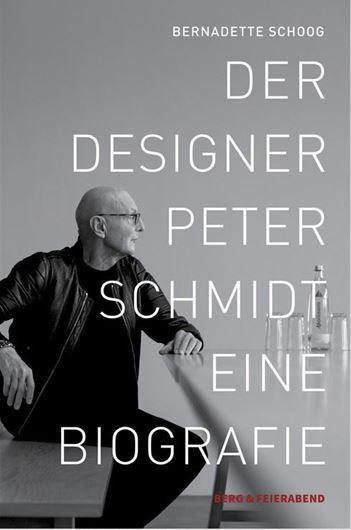 Der Designer Peter Schmidt