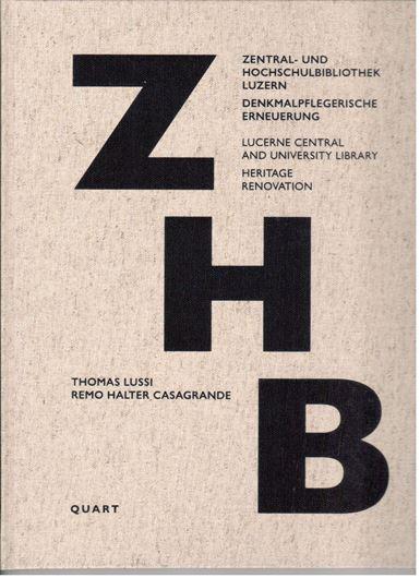 Zentral- und Hochschulbibltiohek Luzern