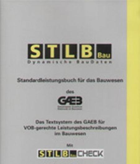 STLB-Bau - Tiefbau CD-ROM