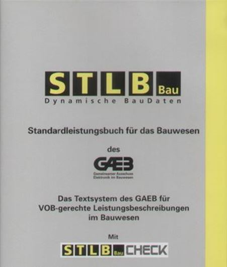 STLB-Bau - Elektrotechnik  auf CD-ROM