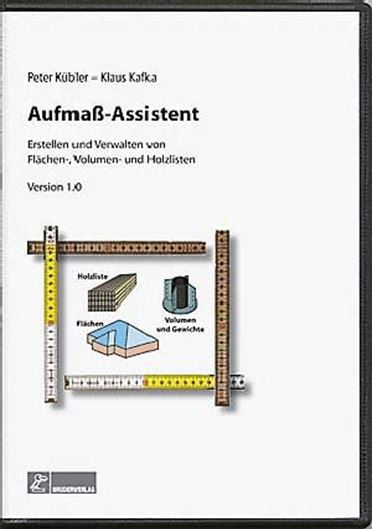 Aufmaß-Assistent CD-ROM