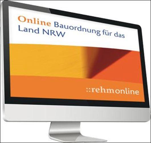 Bauordnung für das Land Nordrhein-Westfalen - Online-Kommentar