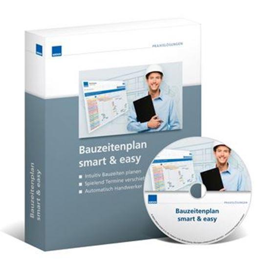 Bauzeitenplan smart & easy CD-ROM