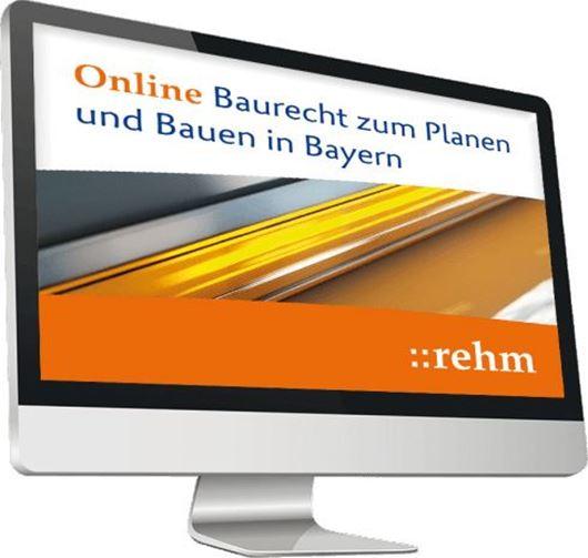 Baurecht zum Planen und Bauen in Bayern - Basis - online