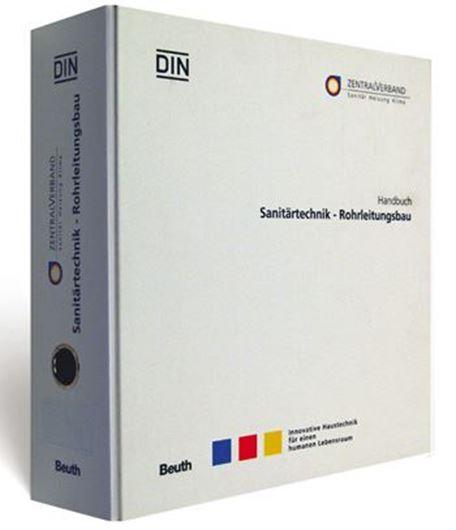 ZVSHK Handbuch - Sanitärtechnik - Rohrleitungsbau
