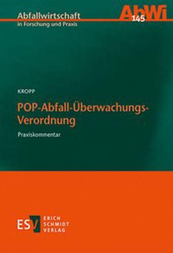 POP-Abfall-Überwachungs-Verordnung