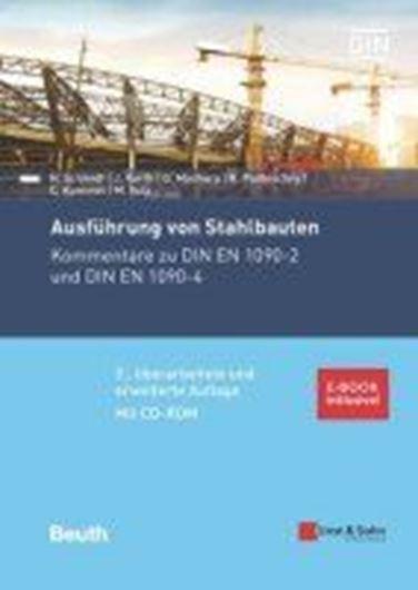 Ausführung von Stahlbauten inkl. E-Book