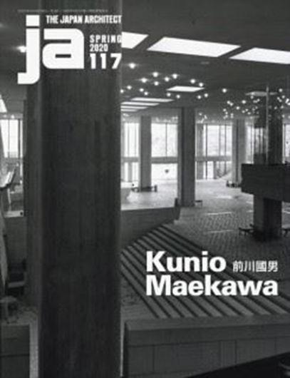 Japan Architect 117: Kunio Maekawa