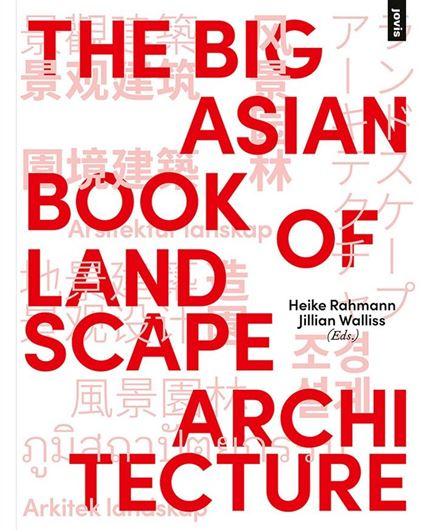 The Big Asian Book of Landscape Architecture