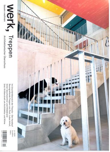 Werk Bauen Wohnen 4/2020: Treppen