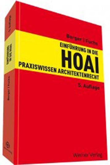 Einführung in die HOAI