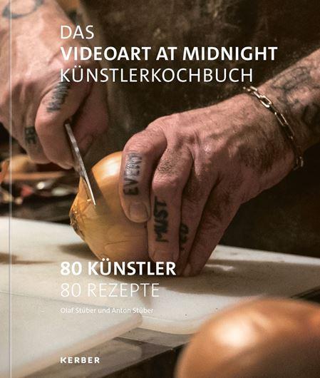 The Videoart at Midnight Künstlerkochbuch