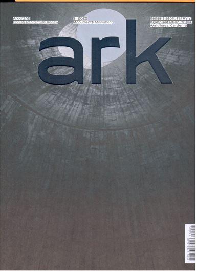 Arkkitehti 5/2020: Monumentti / Monument