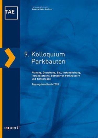 9. Kolloquium Parkbauten