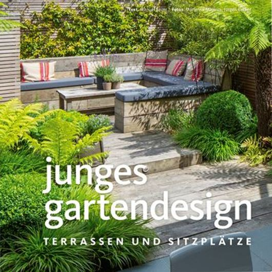 Junges Gartendesign