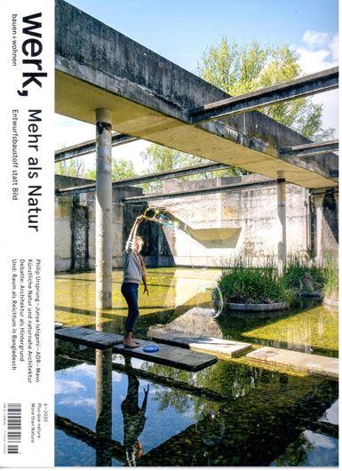 Werk Bauen Wohnen 6/2020: Mehr als Natur