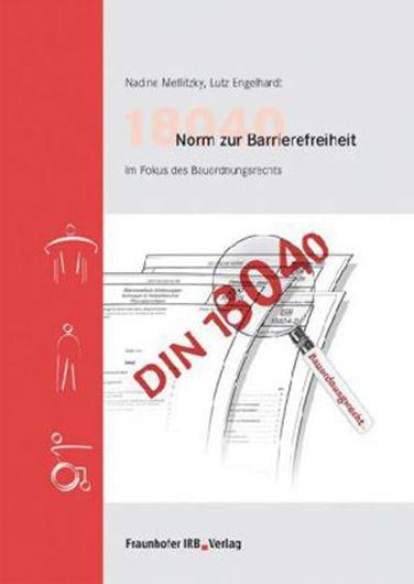 18040 Norm zur Barrierefreiheit im Fokus des Bauordnungsrech ts
