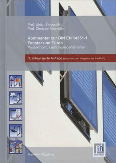 Fenster und Türen - Kommentar zur DIN EN 14351-1