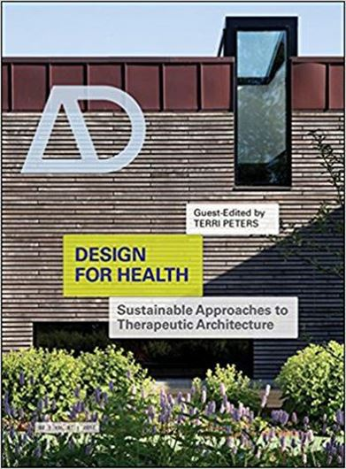Architectural Design 246: Design for Health